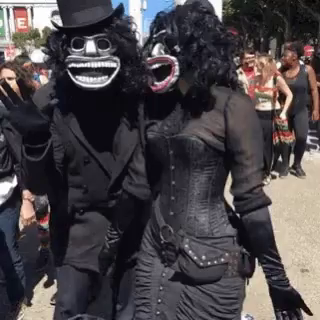Babadook Costume