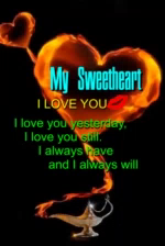 ILove You Sweetheart GIF - ILoveYou Sweetheart Forever GIFs
