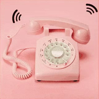Ring Telephone Gif Ring Telephone Calling Discover Share Gifs