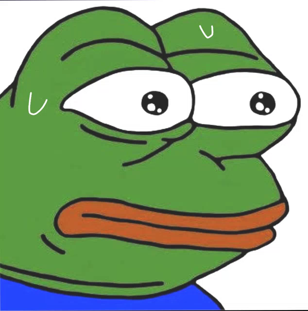 Pepe Nervous GIF - Pepe Nervous Sweating - Discover & Share GIFs
