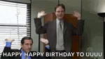 Party The Office GIF - Party TheOffice SteveCarell GIFs