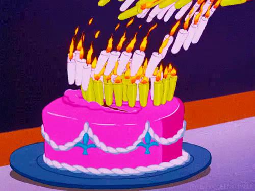 Birthday Cake GIFs