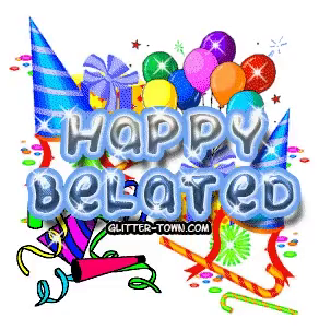 happy belated anniversary images gifs tenor rh tenor com happy belated anniversary clip art happy belated anniversary clip art