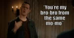Brothers GIF - BroBro MoMo BrotherFromTheSameMother GIFs