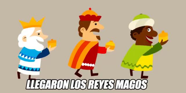 Imagenes Tres Reyes Magos Gratis.Reyes Magos Gifs Tenor