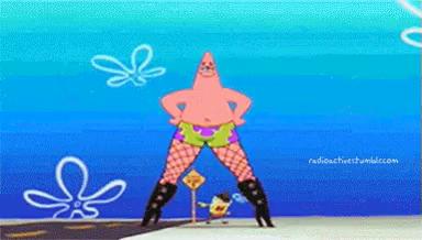 Patrick Star Boots Gifs Tenor