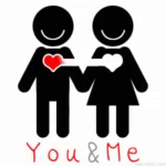 You And Me Heart GIF - YouAndMe Heart Love GIFs