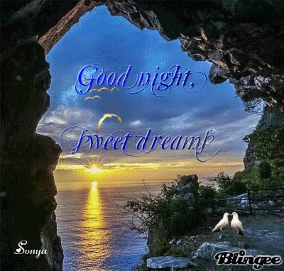 Goodnight Sweet Dreams GIF - Goodnight SweetDreams SoBeautiful ...