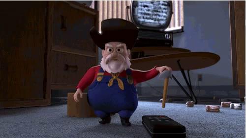 Prospector Toy Story Gifs Tenor