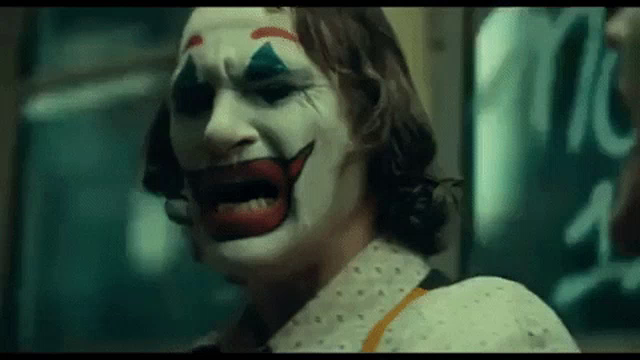 Joker The Menace Crying Joker Gif Jokerthemenace Cryingjoker Crying Discover Share Gifs