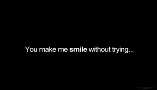 You Make Me Smile Gifs Tenor