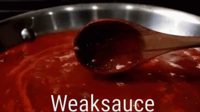 Lame Sauce Gifs Tenor