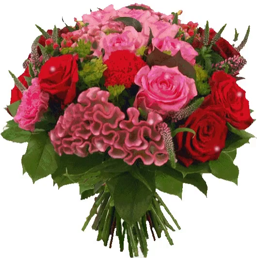 Bouquet Flowers Gif Bouquet Flowers Discover Share Gifs