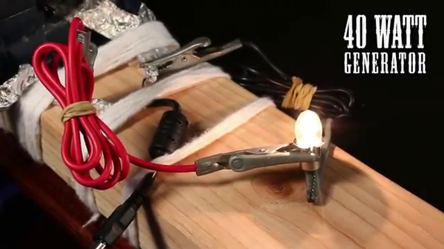 Need A Makeshift Generator? King Of Random Has Your Guide With A Few  Household Items GIF - Diy Weekend Project - Discover & Share GIFs