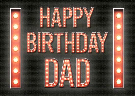 Happy Birthday Dad GIFs