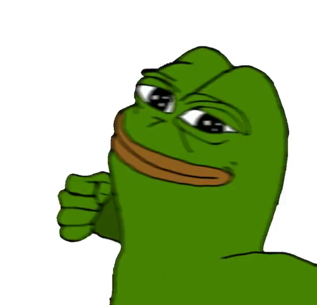 Pepe Frog GIF