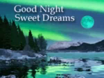 Good Night Sweet Dreams GIF - GoodNight SweetDreams Moon GIFs