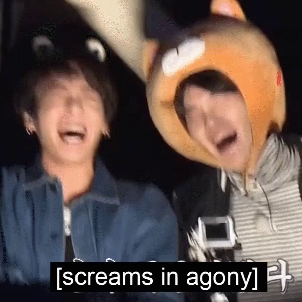 Bts Screaming Gif Bts Screaming Yoongi Discover Share Gifs