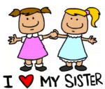 ILove My Sister Happy Sisters Day GIF - ILoveMySister HappySistersDay SistersDay GIFs