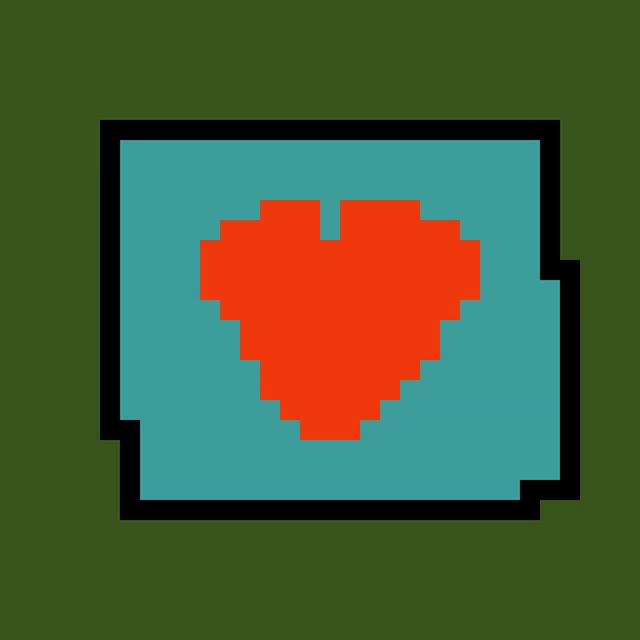 Heart Pixel Gifs Tenor