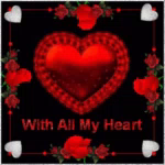 ILove You With All My Heart GIF - ILoveYou WithAllMyHeart Heart GIFs