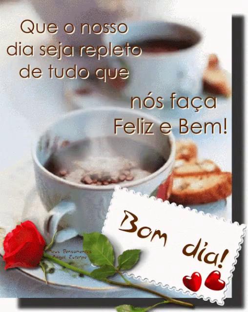 Good Morning Bom Dia GIF - GoodMorning BomDia Coffee - Descubre & Comparte  GIFs