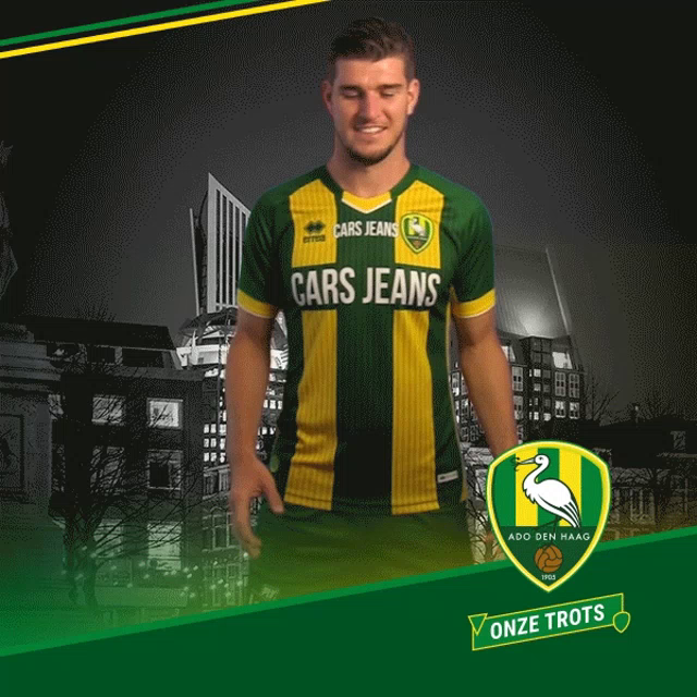 Nick Kuipers Ado Den Haag Gif Nickkuipers Adodenhaag Fcdenhaag Discover Share Gifs