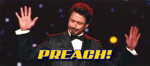 Image result for preach meme