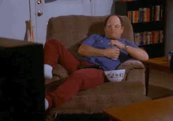 George Costanza Couch Gifs Tenor