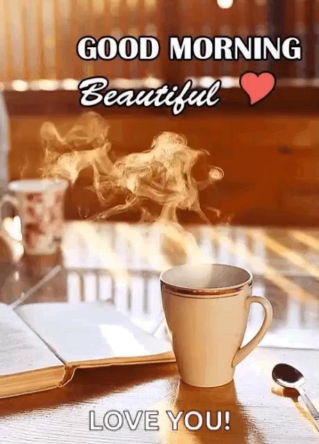Good Morning Beautiful GIF - GoodMorningBeautiful GIFs