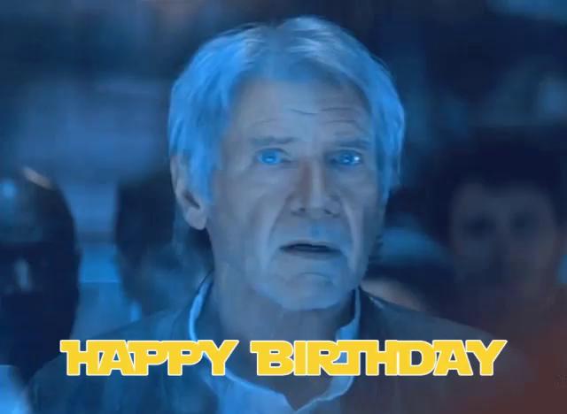 star wars birthday gif Star Wars Birthday GIFs | Tenor star wars birthday gif