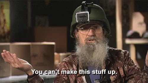 Phil Robertson Thumbs Up