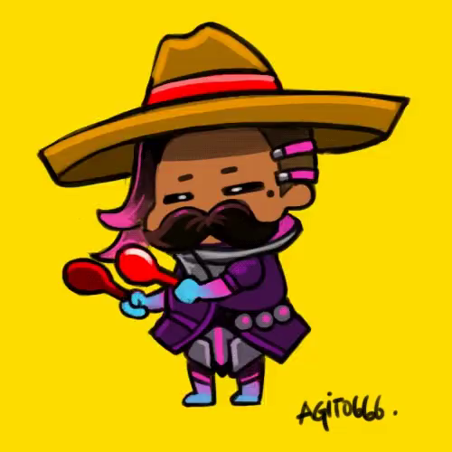 3fb053fe419 Overwatch Sombra GIF - Overwatch Sombra Mexico - Discover   Share GIFs