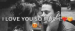 Couples ILove You So Much GIF - Couples ILoveYouSoMuch Kiss GIFs