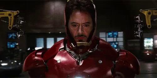 Iron Man Suit Up GIFs   Tenor